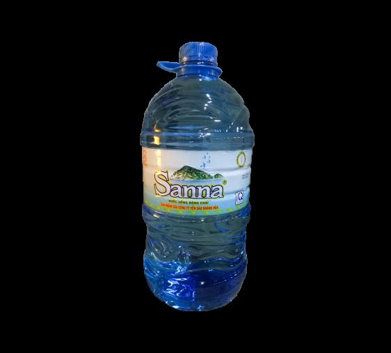 Nước tinh khiết, bình 5L
